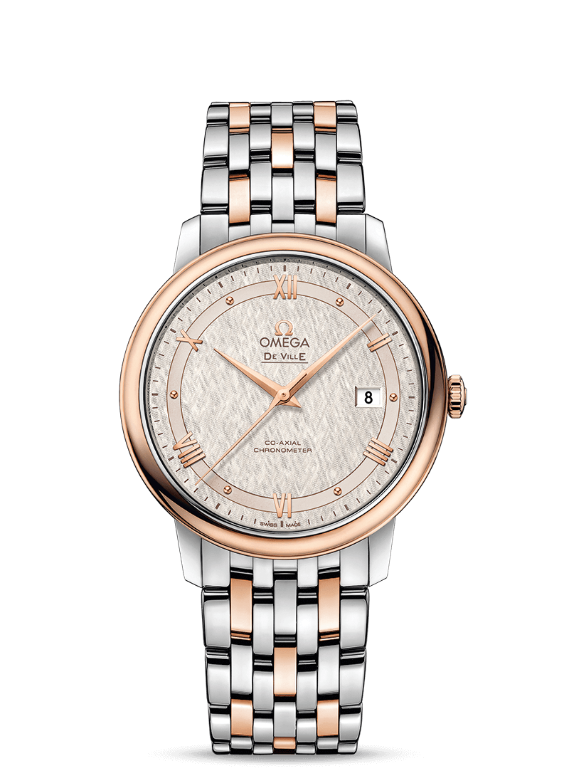 Omega De Ville PPRESTIGE CO‑AXIAL 39.5 MM 424.20.40.20.02.003