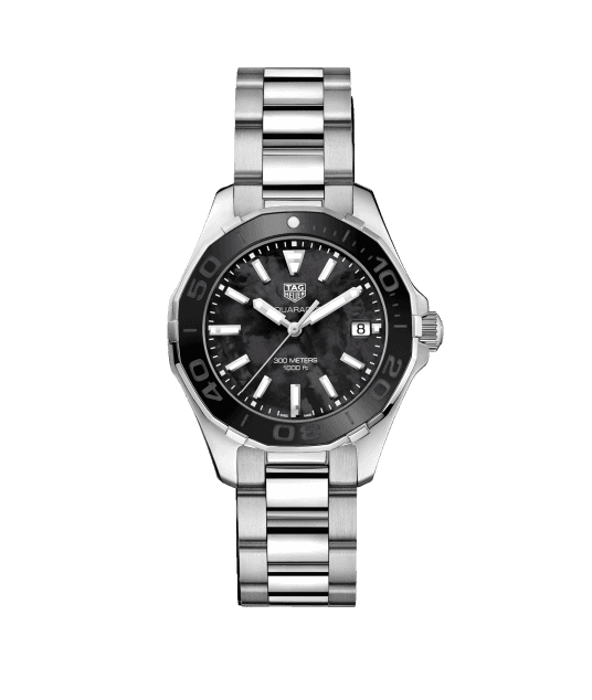 TAG HEUER AQUARACER QUARTZ 300 m - 35mm - WAY131K.BA0748