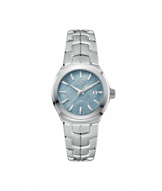 TAG HEUER LINK 100m - 32mm QUARTZ - WBC1311.BA0600