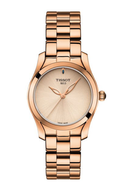 TISSOT T-WAVE Swiss quartz - T112.210.33.451.00
