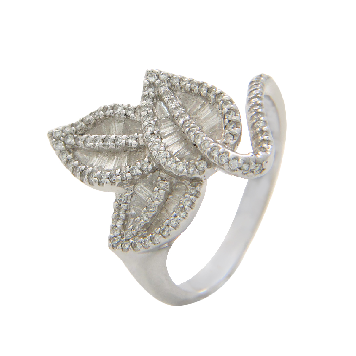 Ice Cubes Ring - ICE128