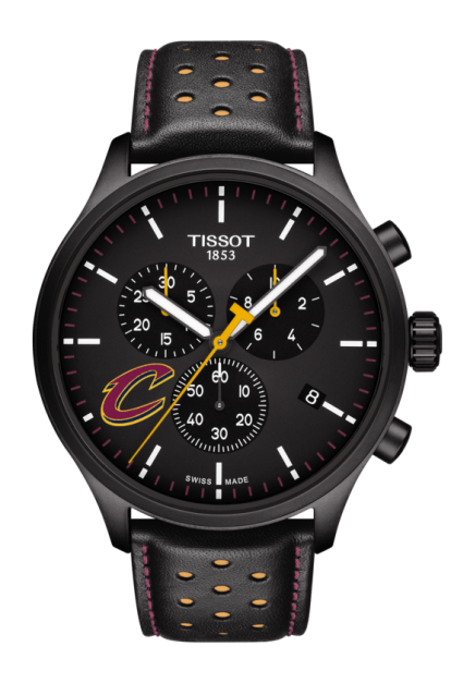 TISSOT CHRONO XL NBA TEAMS SPECIAL CLEVELAND CAVALIERS EDITION - T116.617.36.051.01