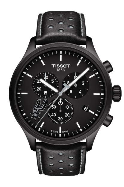 TISSOT CHRONO XL NBA TEAMS SPECIAL SAN ANTONIO SPURS EDITION - T116.617.36.051.04
