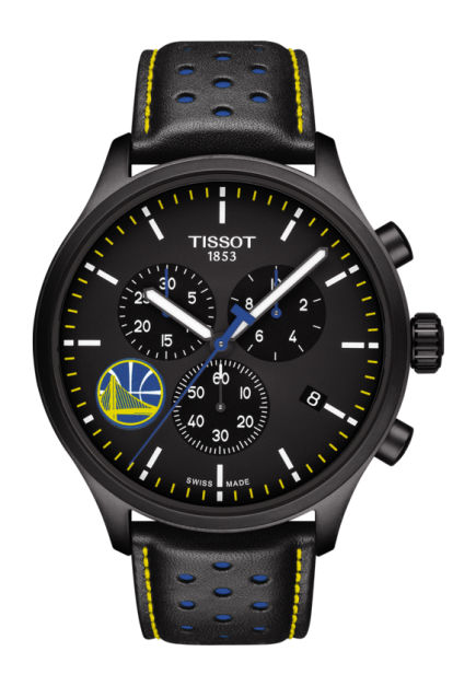 TISSOT CHRONO XL NBA TEAMS SPECIAL GOLDEN STATE WARRIORS EDITION QUARTZ - T116.617.36.051.02