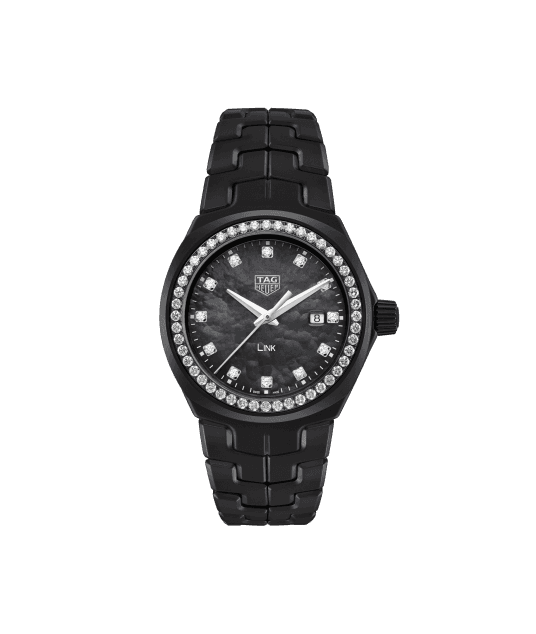 TAG HEUER LINK BELLA HADID LIMITED EDITION 100 m - 32mm - WBC1394.BH0745