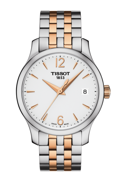 TISSOT TRADITION LADY QUARTZ - T063.210.22.037.01