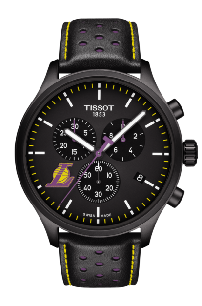 TISSOT CHRONO XL QUARTZ NBA TEAMS SPECIAL LOS ANGELES LAKERS EDITION - T116.617.36.051.03