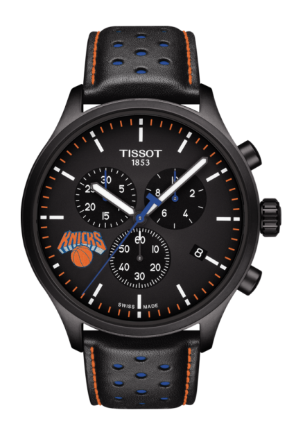 TISSOT CHRONO XL QUARTZ NBA TEAMS SPECIAL NEW YORK KNICKS EDITION - T116.617.36.051.05