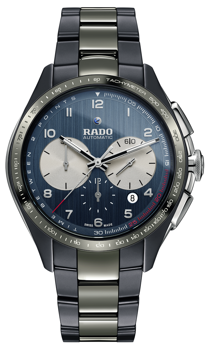 Rado HyperChrome Automatic Chronograph Match Point Limited Edition - R32022102