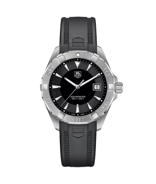 TAG HEUER AQUARACER 300m - 40.5mm QUARTZ - WAY1110.FT8021