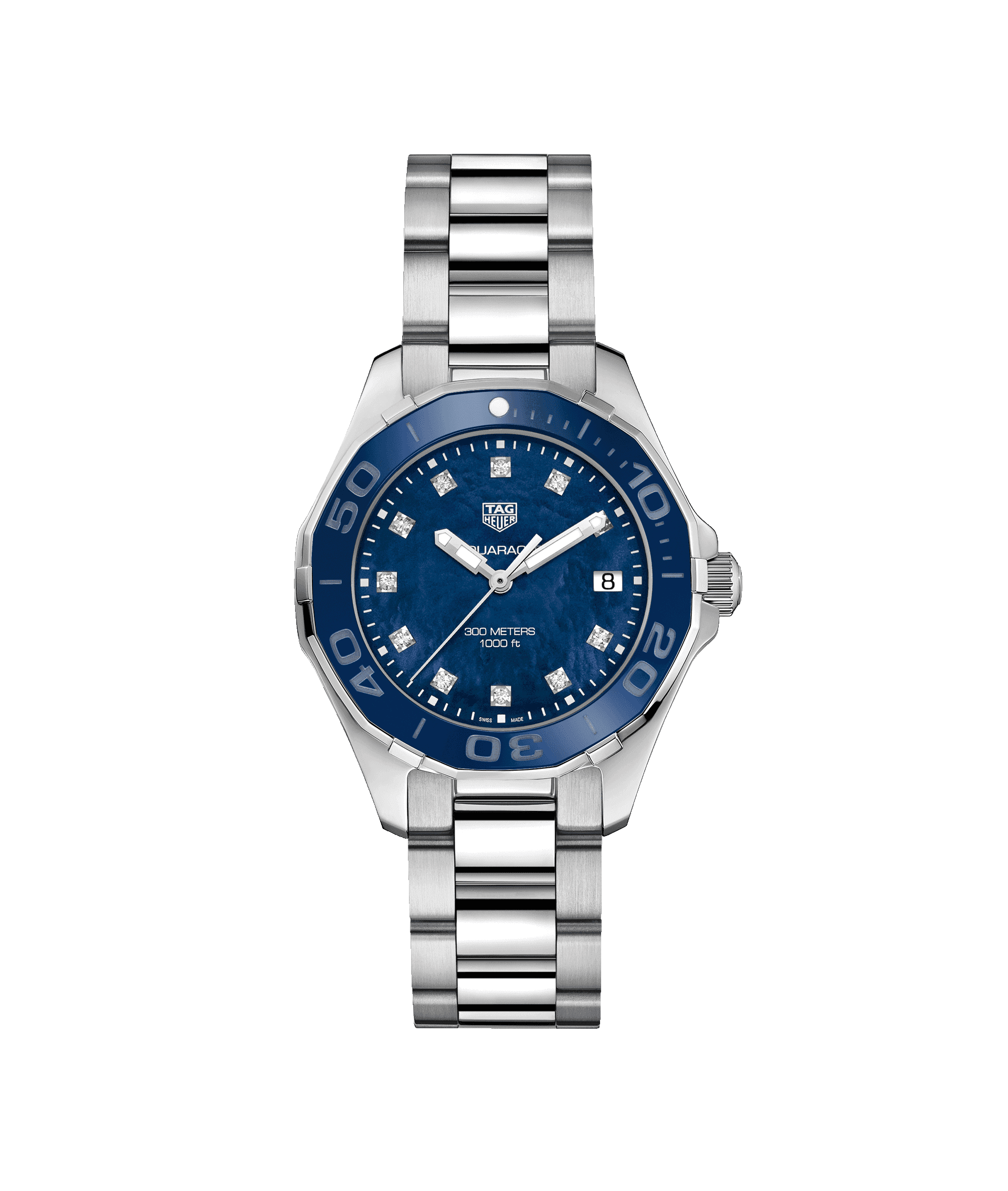 TAG HEUER AQUARACER 300m - 35mm QUARTZ WAY131L.BA0748