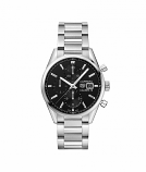 TAG HEUER CARRERA CALIBRE 16 AUTOMATIC CHRONOGRAPH 100m - 41mm - CBK2110.BA0715
