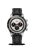 Omega Seamaster MOONWATCH CHRONOGRAPH 39.7MM Steel on leather strap - 311.32.40.30.02.001
