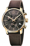 Calvin Klein Core Collection City 43mm Quartz - K2G276G3