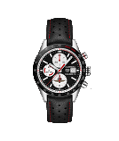TAG HEUER CARRERA CALIBRE 16 AUTOMATIC CHRONOGRAPH 100M - 41MM INDY 500 LIMITED EDITION - CV201AS.FC6429