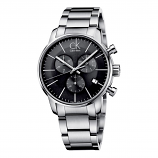 Calvin Klein Core Collection City 43mm Quartz - K2G27143