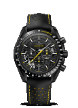 "Omega Seamaster MOONWATCH CHRONOGRAPH ""Dark Side of the Moon"" Apollo 8 Black ceramic on leather strap - 311.92.44.30.01.001"