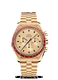 OMEGA SPEEDMASTER MOONWATCH ANNIVERSARY LIMITED SERIES Apollo 11 50th anniversary  Moonshine™ gold on moonshine™ gold - 310.60.42.50.99.001