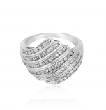 Ice Cubes Ring - ICE0221