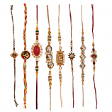 Festive Assorted Rakhi - FAR0001