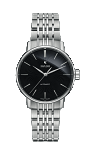 Rado Stainless steel Transparent sapphire case black Automatic - R22862154