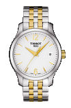 TISSOT TRADITION LADY Silver Dial 23.9mm Quartz - T063.210.22.037.00